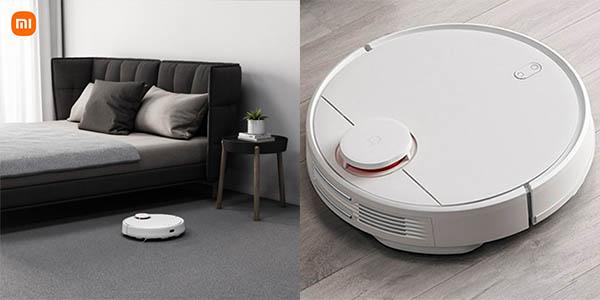 Robot aspirador Xiaomi Mijia Robot Vacuum Mop Pro barato