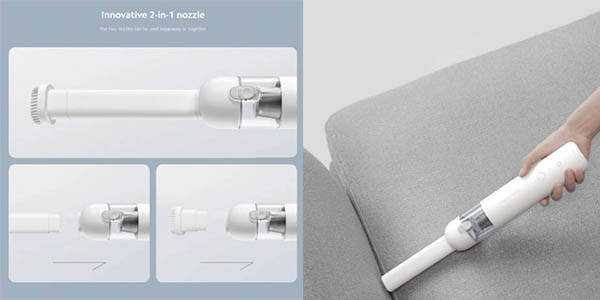 Xiaomi Mi Vacuum Cleaner Mini aspirador mano oferta