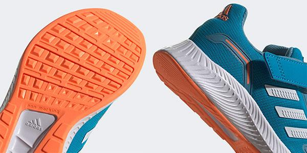 Zapatillas Adidas Runfalcon 2.0 para niños baratas