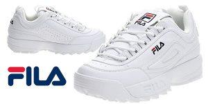 Zapatillas deportivas unisex Fila Disruptor