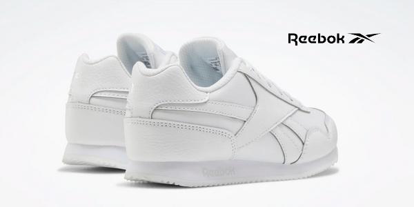 Zapatillas deportivas Reebok Royal Cljog 3.0 para mujer chollo en Amazon