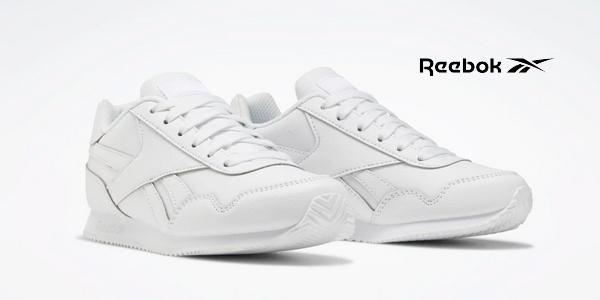 Zapatillas deportivas Reebok Royal Cljog 3.0 para mujer baratas en Amazon