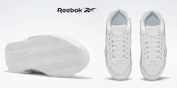 Zapatillas deportivas Reebok Royal Cljog 3.0 para mujer oferta en Amazon