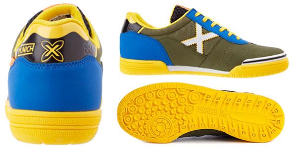 Zapatillas Munich G3 Patch Kid 79 para niños baratas