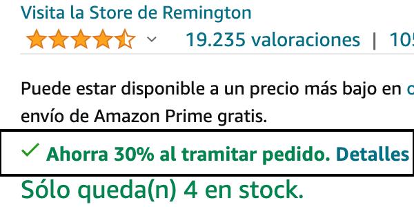 Ofertas reacondicionados Amazon