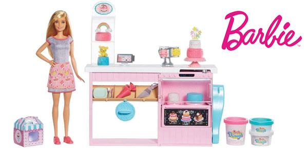 Kit Barbie Pastelería barato