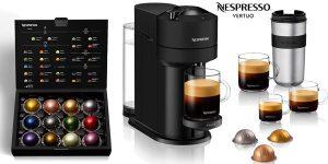 Cafetera Nespresso Vertuo Next XN910N barata en Amazon