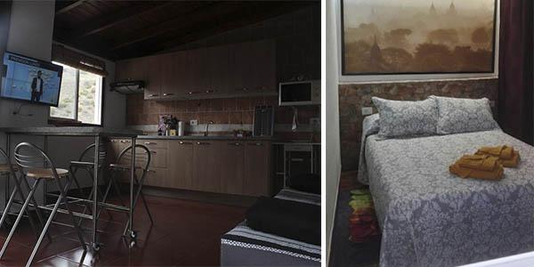 Casa Hagar alojamiento barato Gomera Canarias