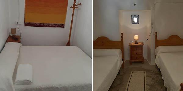 Casa Rocio alojamiento rural Alpujarra Granada barata