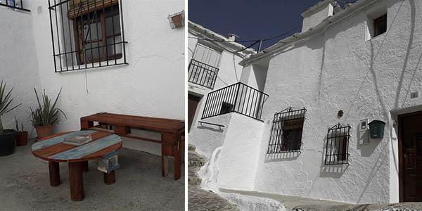 Casa Rocio escapada Alpujarra Granada