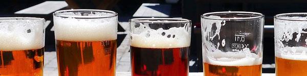 Cerveza con o sin espuma