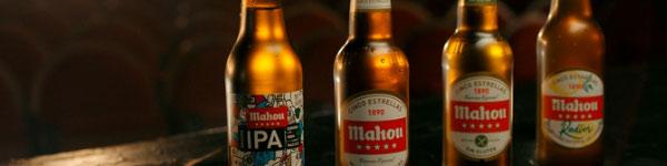 Cervezas Mahou compra online barata