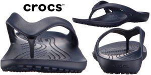 Chollo Chanclas Crocs Kadee II Flip para mujer