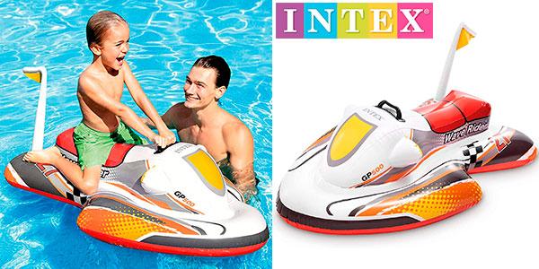 Moto acuática hinchable Intex 57520NP para niños
