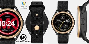 Chollo Smartwatch Michael Kors Connected Gen 5E MKGO para mujer