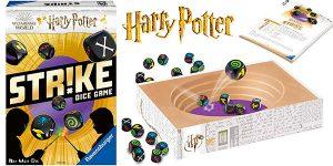 Chollo Juego de dados Strike Harry Potter