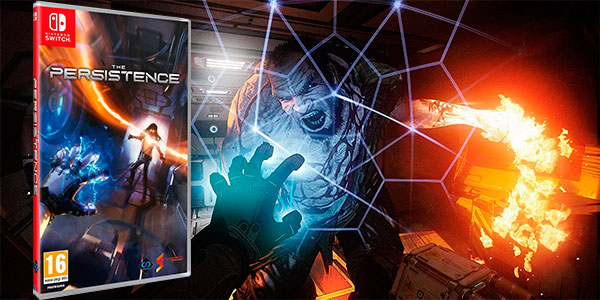 Chollo The Persistence para Switch