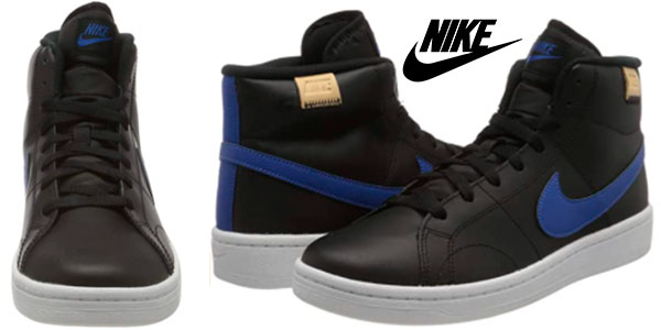 Chollo Zapatillas Nike Court Royale 2 Mid para hombre