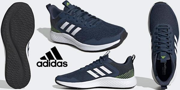 Chollo Zapatillas de running Adidas Fluidstreet para hombre