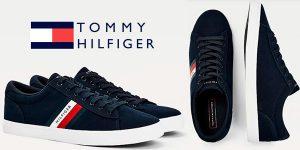 Chollo Zapatillas Tommy Hilfiger Essential Stripes para hombre