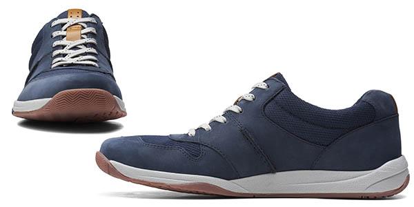 Clarks Langton Race zapatos baratos