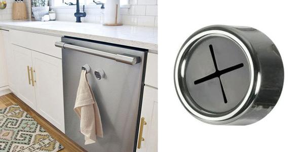 Soporte adhesivo para paños y toallas barato en AliExpress