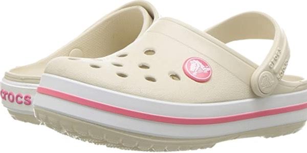 Zuecos infantiles Crocs Crocband Clog Kids chollo