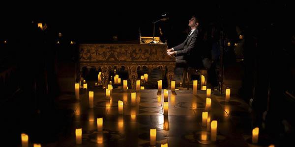 escapada Barcelona Candlelight Open Air concierto alojamiento barato