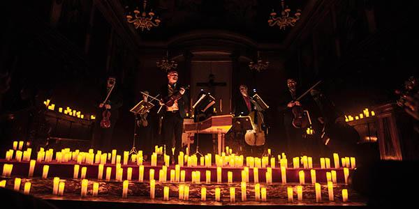 escapada Barcelona Candlelight Open Air oferta