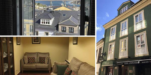 Escuder apartamentos turísticos alojamiento económico Ribadeo