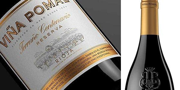Estuche x2 Vino tinto Viña Pomal Reserva Terruño Centenario D.O.Ca. Rioja de 750 ml chollo en Amazon