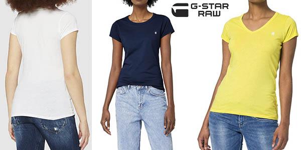 G-Star Raw Eybe camiseta chollo