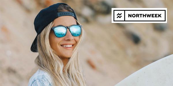 Gafas de sol unisex polarizadas Northweek Gradiant Crystal oferta en Amazon