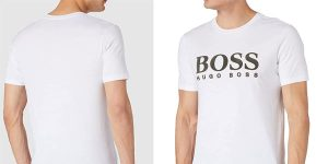 Hugo Boss camiseta barata