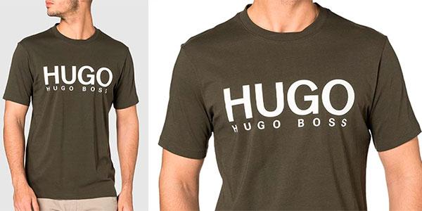 Camiseta Hugo Boss Dolive212 para hombre barata