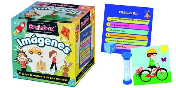 Juego de mesa BrainBox Imágenes en español barato en Amazon