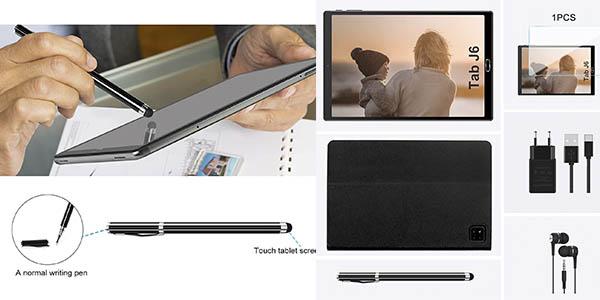 Jusyea J6 tablet 10 pulgadas relación calidad-precio