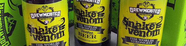 La cerveza más fuerte del mundo