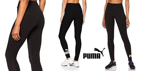 Legging deportivo PUMA Essentials Logo W barato en Amazon