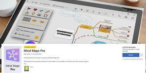 Mind Maps Pro app gratis