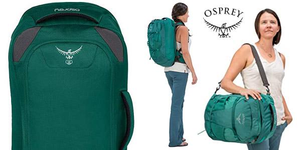 Mochila Osprey Fairview 40 para mujer chollo en Amazon