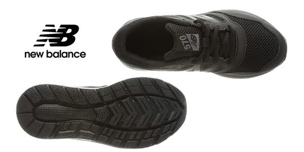 Zapatillas infantiles New Balance 570v2 en oferta