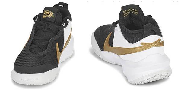 Nike Team Hustle D 10 GS zapatillas infantiles oferta