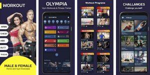 Olympia Pro app gratis