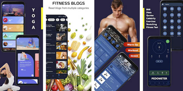 Olympia Pro Gym Workout fitness Trainer App gratis Android