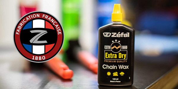 Pack x2 Lubricante Zefal Extra Dry en cera para bicicleta oferta en Amazon