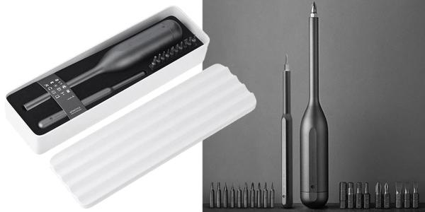 Destornillador de precisión Xiaomi Wowstick con 22 puntas barato en bangGood