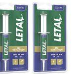 Pack x2 Gel insecticida hormigas Zotal Letal TRX barato en Amazon