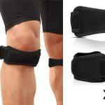 Pack x2 Rodilleras ajustables Agptek para la tendinitis baratas en Amazon