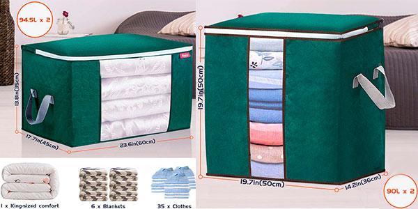 Pack x4 Bolsas de almacenamiento Joyxeon barato